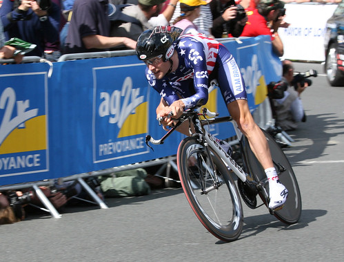 David Zabriskie wasn't to repeat his success of 2005 | by Dave Reinhardt