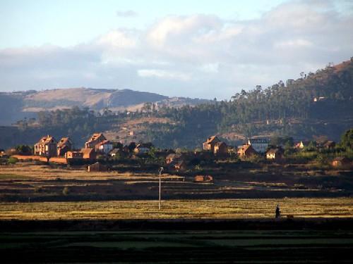 countryside country sunsets serenity madagascar merinacountryside ambohidahy