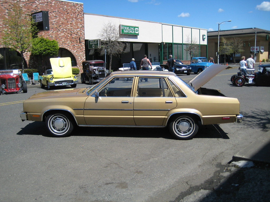 Ford Fairmont For Sale >> Ford Fairmont I Saw This Car For Sale At An Estate Sale I