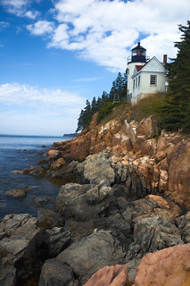 Bass Harbor Head Lighthouse | by brentdanley