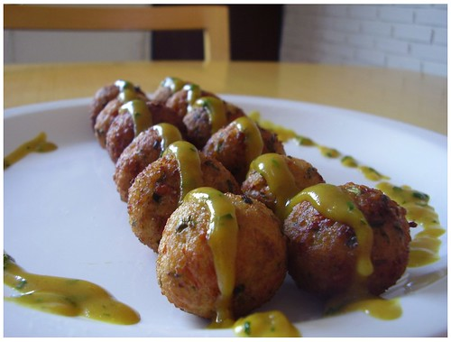 Bolinho de Curry   by d.aniel