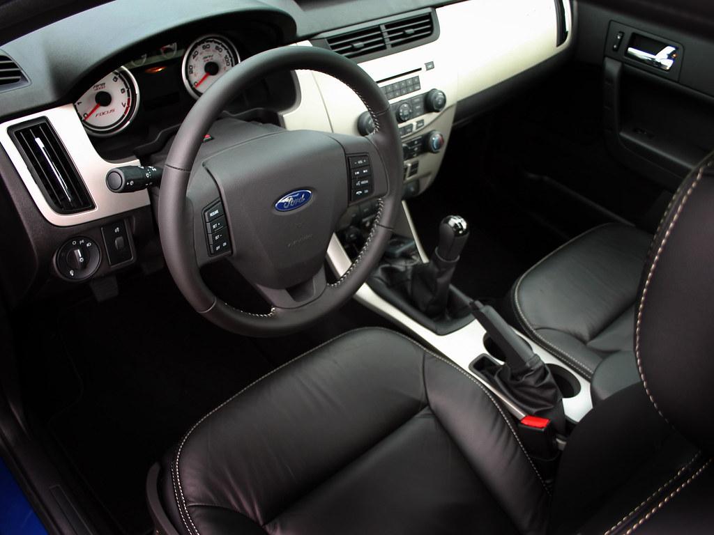 2008 Ford Focus Driver Seat Interior 08 Focus Driver Shoul Flickr