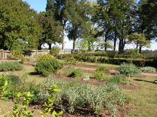 George Washington Birthplace:  Colonial Herb Garden | by valeehill
