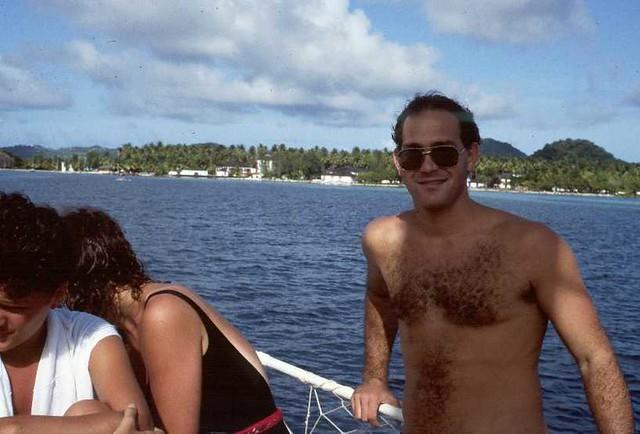 84 martinique sailing