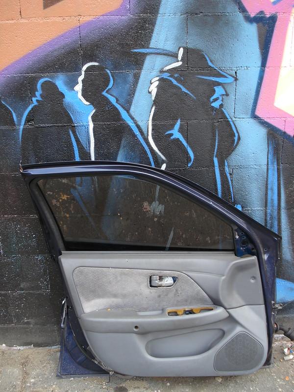 """""""Doorway to Graffiti Land"""""""