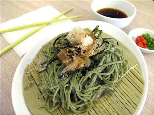 green tea soba | by southeast star