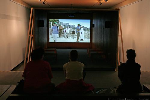 documenta 12 | Yael Bartana / Summer Camp | 2007 | Neue Galerie | by A-C-K
