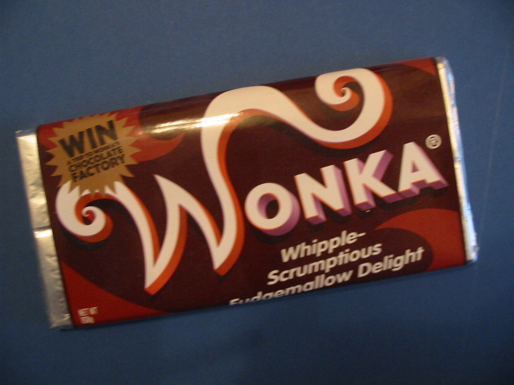 Charlie And The Chocolate Factory Wonka Bar This Is An Ori