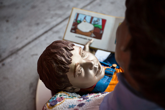 Seward Johnson Sculpture Walking Tour - Albany, NY - 10, Jun - 28