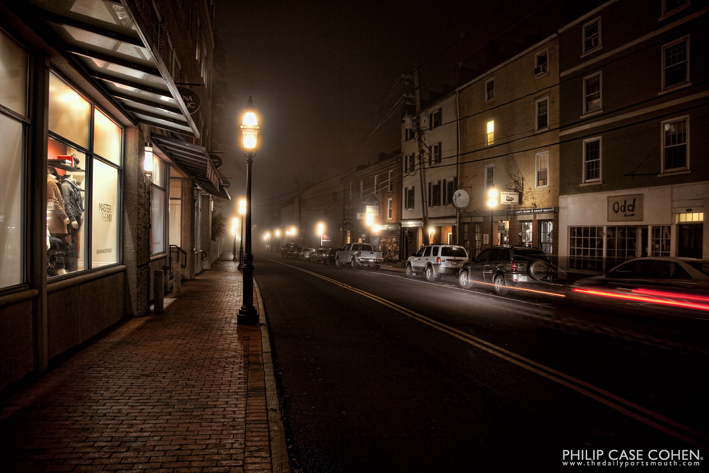 By the Night by Philip Case Cohen