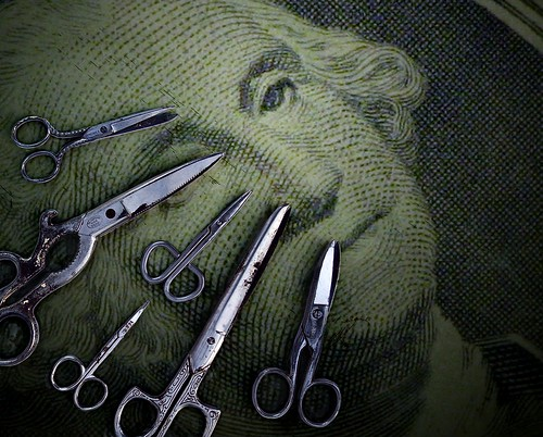 Cuts Coming | by Truthout.org
