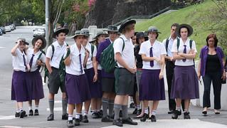 School Children - Brisbane | by philipbouchard