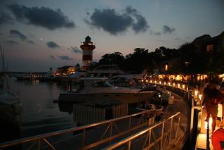 Harbour Town Hilton Head Island, SC | by @HandstandSam