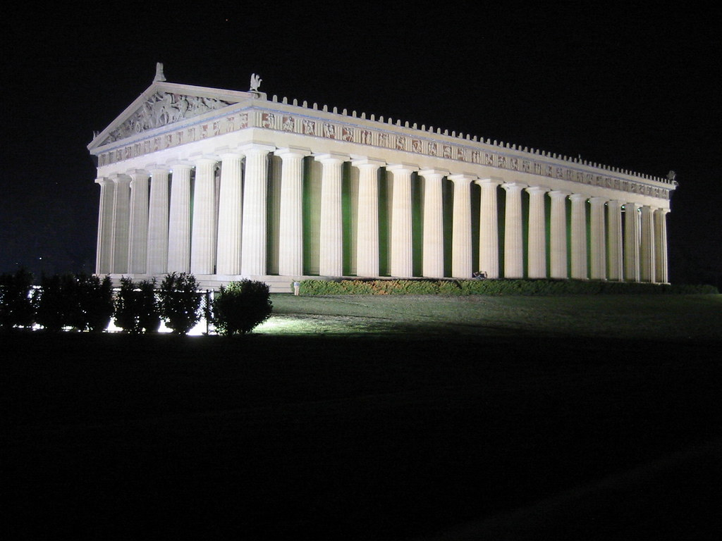 """Nashville Parthenon"" by schnaars is licensed under CC BY-SA 2.0"