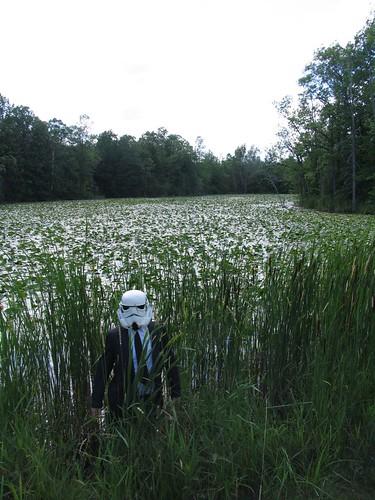 redandjonny:  Jonny and the swamp | by RedandJonny