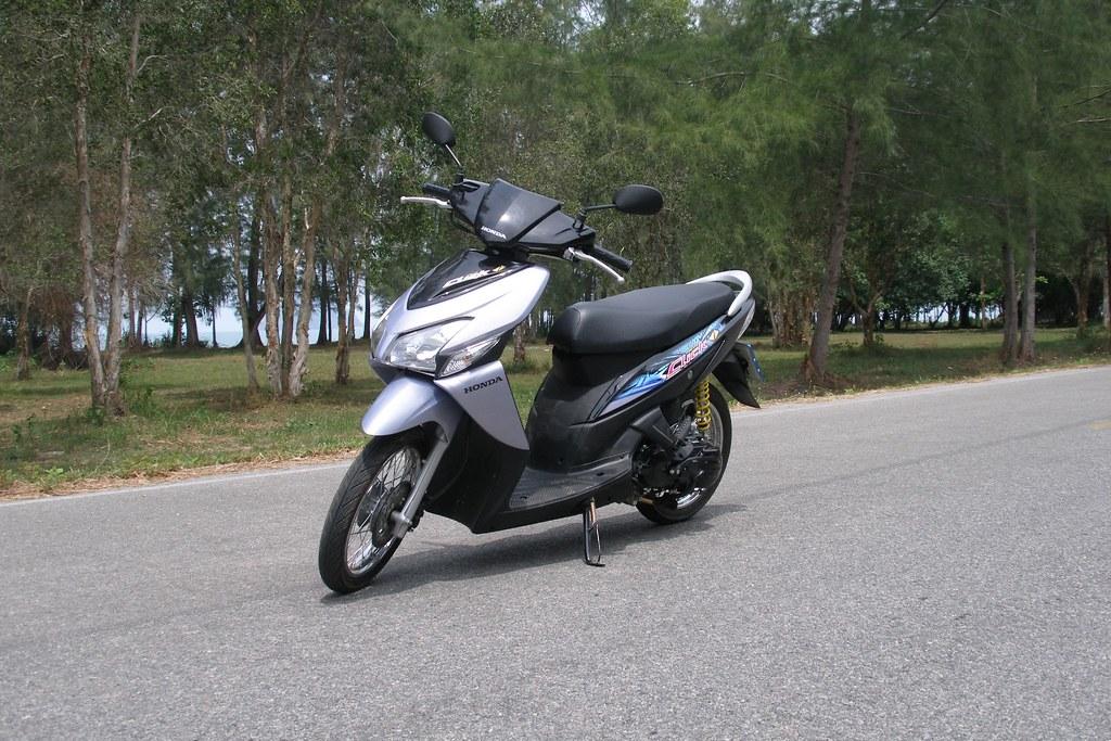 Honda Click (2007-03-146)