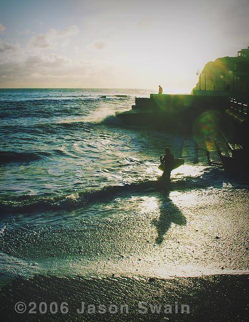 step into liquid - Beach life