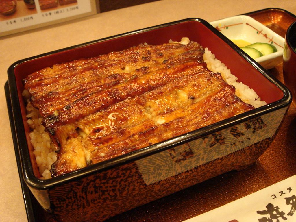 うな重 UNaJu / grilled eels