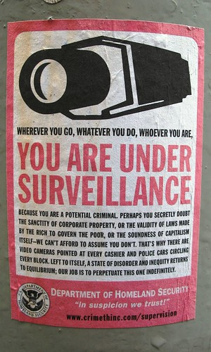 You are under surveillance | by TheeErin