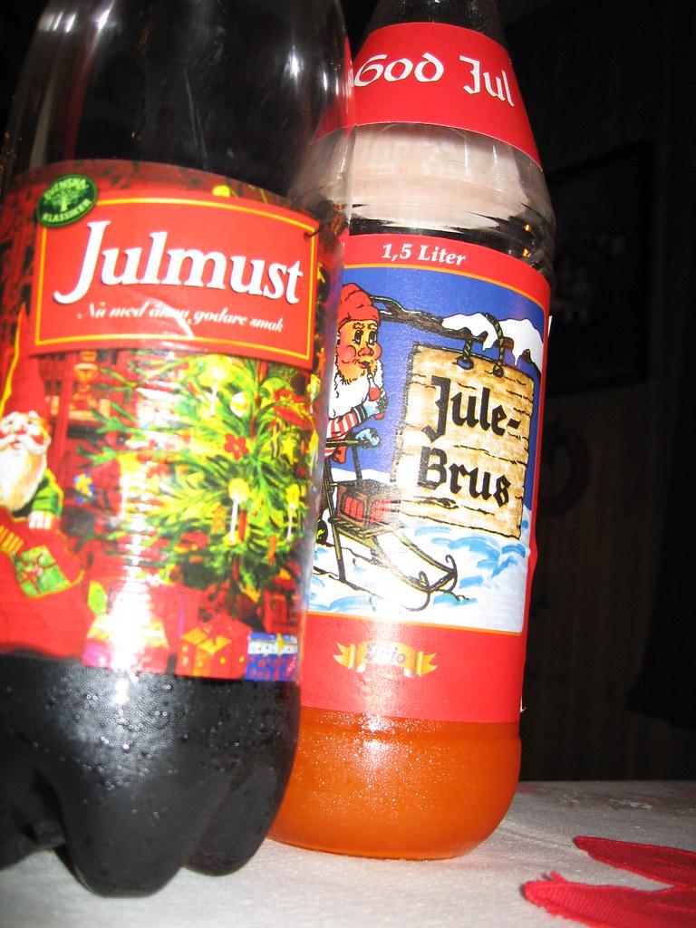 Svensk Og Norsk Julebrus Hboge73 Flickr