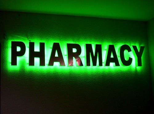 Pharmacy   by Ced