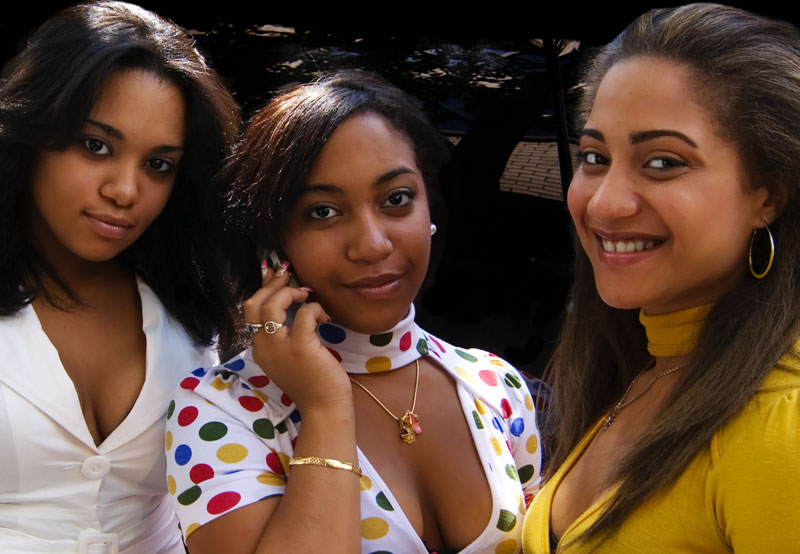 gorgeous latin girls