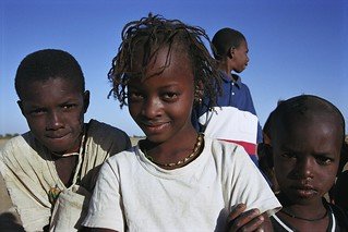 Children in small village. Senegal | by World Bank Photo Collection