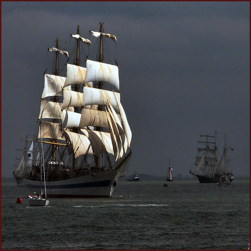 S = sailship
