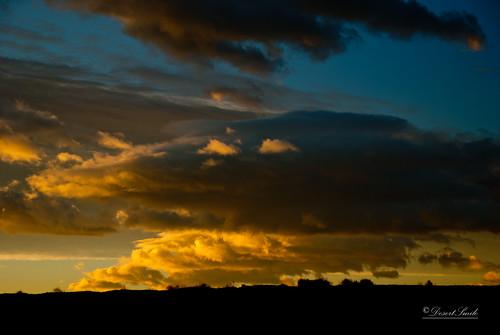 sunrise desertclouds flickraward