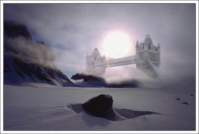 London Ice Age | Could climate change switch off the Gulf St… | Flickr