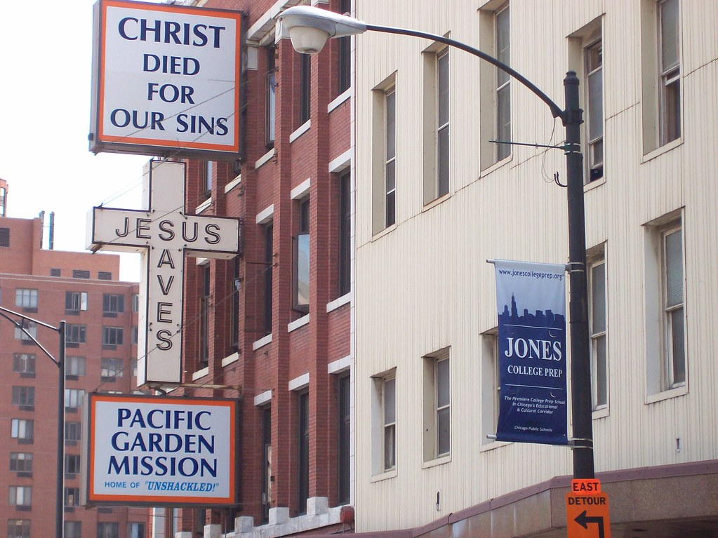 pacific garden mission unshackled