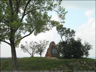 Praha/Prag/Prague - Bila Hora, Battle of White Mountain 1620 Monument / Mohyla Bitvy 1620