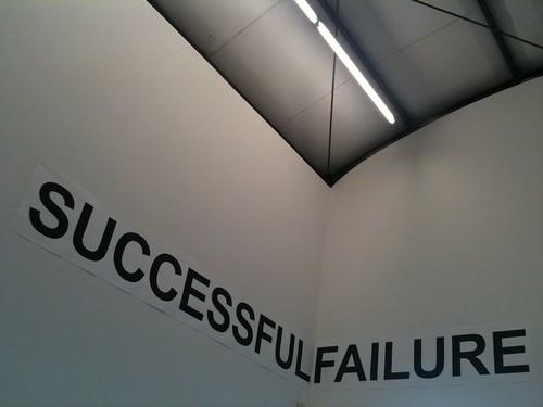 SUCCESSFULLFAILURE (opening of Dutch Identity at de Paviljoens in Almere)   by Paul Keller