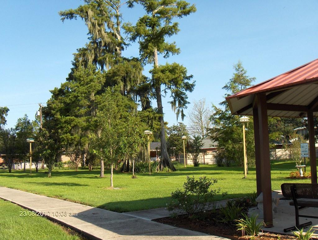 Birdhouses--View of 4 Birdhouses | Bayou Vista Garden Club ...