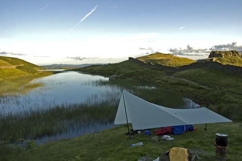 Lakeland Wildcamp