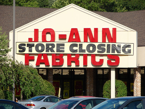 jo ann store closing in cromwell a soon to be closing jo a flickr. Black Bedroom Furniture Sets. Home Design Ideas