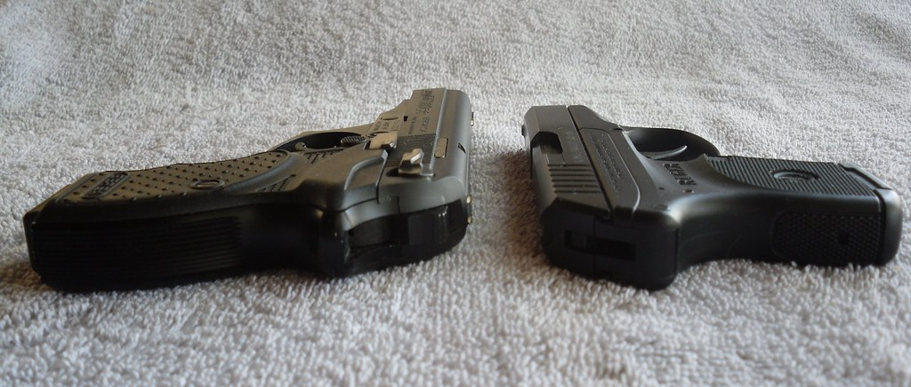 Bersa Thunder 380 Concealed Carry vs Ruger LCP 380 | Flickr