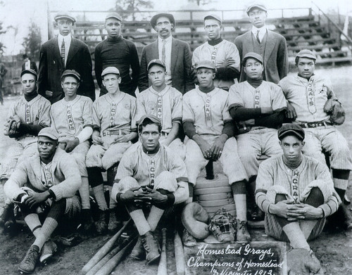 Negro League, Grays | by Black History Album