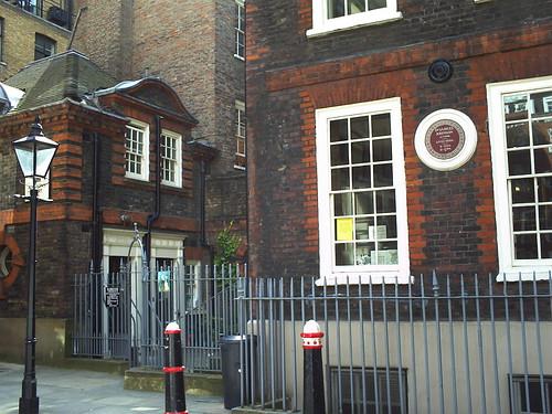 Dr Johnson's house 2