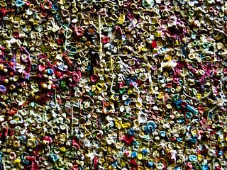 gum wall   by 1yen