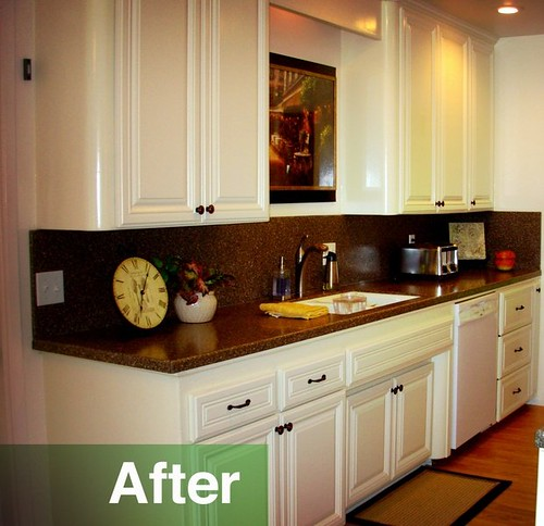 New Kitchen Before And After: Blogged About Before And After Projects