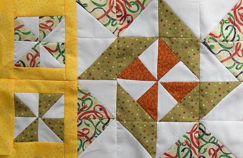 Pinwheel Crazies block 2