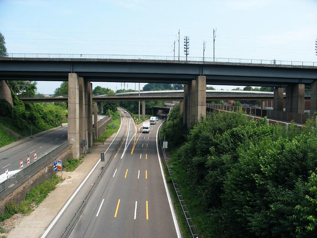 A46 Wuppertal