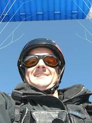 Höfatsblick / Probsthaus  Paragliding
