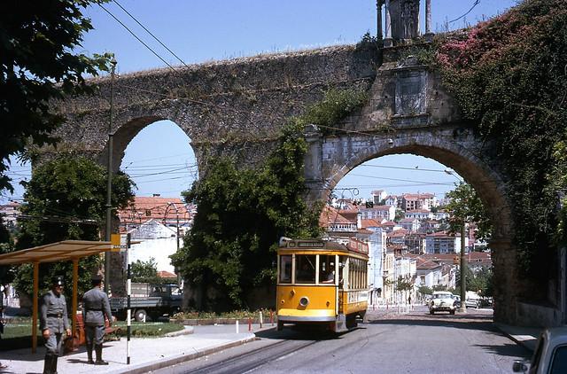 Trams de Coimbra (Portugal)