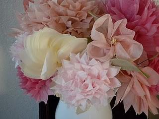 Tissue Paper Flowers | by Scribbit