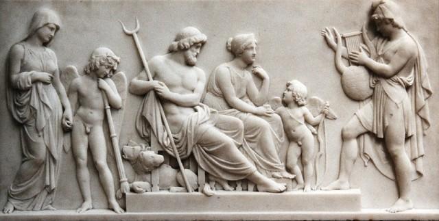+1840 Orfeo con Hades