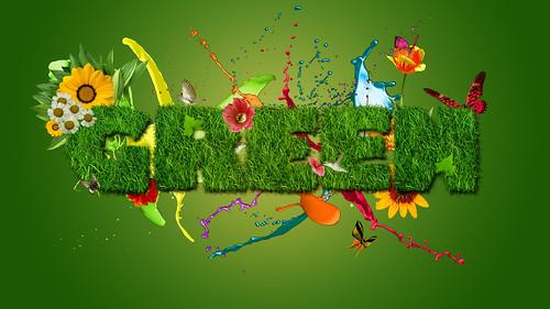 Go Green | by Erin_Beth