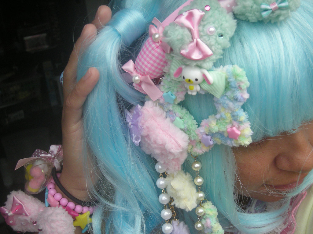 Fairy Kei Kawaii Pic3 Outfit Dress Refuse To Be Usual B