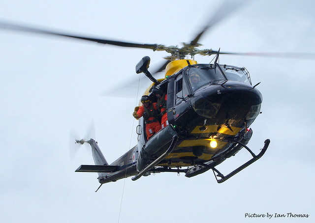 Defence Rescue Helicopter